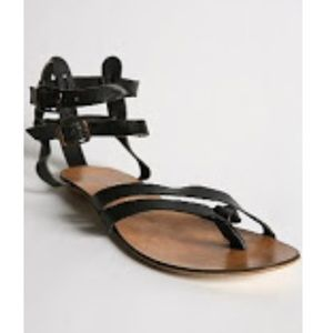 Ecote Urban Outfitters Sandals Gladiator Black 8